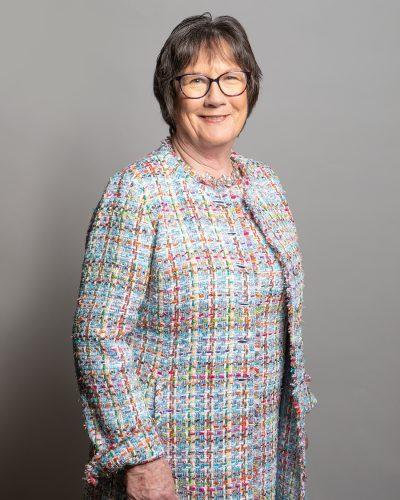Pauline Latham OBE